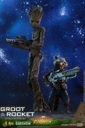 Hot Toys GROOT & ROCKET Avengers Infinity War 2-PACK 1/6 FIGURES