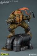 Sideshow MICHELANGELO Statue TMNT Ninja TURTLES