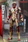 Hot Toys IRON MAN MARK XLII 1/4 Figure QUARTER SCALE