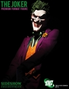 Sideshow The JOKER Premium Format 1/4 DC BATMAN