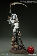 Sideshow THE TEMPTATION of LADY DEATH PREMIUM FORMAT 1/4 Statue