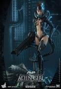 Hot Toys ALIEN GIRL Hot Angel 12