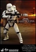 Hot Toys FLAMETROOPER First Order STAR WARS 12