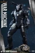 Hot Toys WAR MACHINE DIECAST Iron Man 2 FIGURE