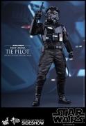 Hot Toys TIE PILOT First Order EPISODE VII Star Wars 12