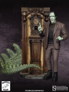 Munsters NEVERMORE Maquette TWEETERHEAD Sideshow STATUE