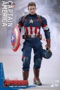 Hot Toys CAPTAIN AMERICA Avengers 2 AGE Of ULTRON 12
