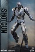 Hot Toys SHOTGUN MARK XL Iron Man 3 FIGURE