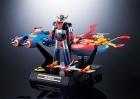 Bandai GX-76X2 DRILL MARINE SPAZER Set GOLDRAKE Soul of Chogokin