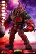 Hot Toys VENOMPOOL Marvel Contest of Champions 1/6 FIGURE