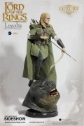 "Asmus LEGOLAS Luxury 12"" Figure LORD Of The RINGS Sideshow"