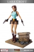 Gaming Heads LARA CROFT 20TH Anniversary STATUE TOMB RAIDER