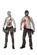 WALKING DEAD Rick Andrea McFARLANE Figure SET