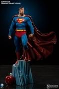 Sideshow SUPERMAN Premium Format 1/4 DC Super Man PF Statue