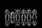 Bandai ABSOLUTE CHOGOKIN Dynamic Series SET x6 Robot