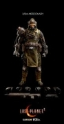 3A Lost Planet 2 MERCENARY 1/6 Figure CAPCOM