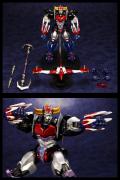 Fewture GOLDRAKE Grendizer EX GOHKIN Ufo Robot + DOUBLE SPAZER
