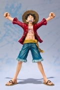 FiguArts Zero LUFFY One Piece NEW WORLD Rubber FIGURE