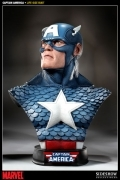 CAPTAIN AMERICA Sideshow BUST 1:1 Life Size STATUE