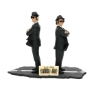 SD Toys BLUES BROTHERS 2-Pack JAKE & ELWOOD Figures