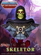 TweeterHead SKELETOR BUST Masters of The Universe