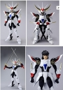 Bandai Armor Plus 5 SAMURAI Kikoutei Rekka RYO Armatura Bianca