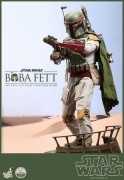 Hot Toys BOBA FETT 1/4 Scale STAR WARS Episode 6 FIGURE