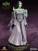 Munsters LILY Maquette Tweeter Head STATUE Sideshow