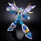 Bandai MEGAMAN X Giga Armor CHOGOKIN Diecast