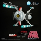 Metaltech 11 COMET Capitan Futuro CHOGOKIN High Dream