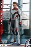 Hot Toys TONY STARK TEAM SUIT Avengers Endgame 1/6 FIGURE