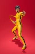 S.H. Figuarts BRUCE LEE Yellow Suit FIGURE