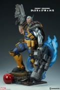 Sideshow CABLE Premium Format MARVEL 1/4 Statue