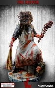 Gaming Heads THE KEEPER Evil Whitin STATUE