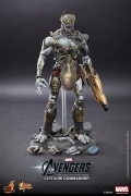 CHITAURI Hot Toys COMMANDER Avengers 1/6 FIGURE