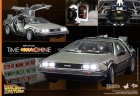 Hot Toys DELOREAN 1/6 Back to The Future TIME MACHINE