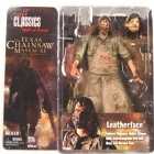 Neca LEATHER FACE Texas Chainsaw Massacre HALL OF FAME Figure