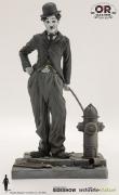 Infinite Statue CHARLIE CHAPLIN The Tramp OLD & RARE sideshow