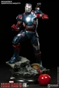 Sideshow IRON PATRIOT Maquette IRON MAN 1/4 Statue