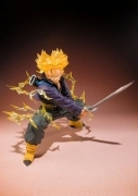 Figuarts Zero TRUNKS SUPER SAIYAN DRAGON BALL Z Statue BANDAI