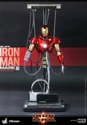 Hot Toys CONSTRUCTION Iron Man MARK III Diorama Series 1/6 SET