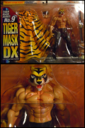 TIGERMASK Kaiyodo DX-09 BLOODY Limited UOMO TIGRE Action Figure