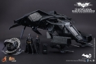 Hot Toys THE BAT Deluxe BATMAN CATWOMAN Dark Knight Rises 1/12
