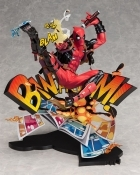 Goodsmile Company DEADPOOL Breaking The Fourth Wall STATUE