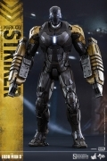 Hot Toys STRIKER Mark 25 IRON MAN 1/6 Figure