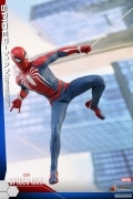 Hot Toys SPIDER-MAN Videogame ADVANCED SUIT 1/6 FIGURE