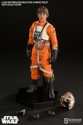 Sideshow LUKE SKYWALKER Red Five X-Wing PILOT 1/6 Figure