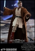 Hot Toys OBI-WAN KENOBI Episode III DELUXE Star Wars 1/6 Figure