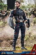 Hot Toys CAPTAIN AMERICA Avengers Infinity War 1/6 FIGURE