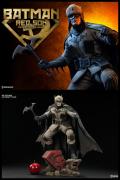 Sideshow BATMAN RED SON Premium Format DC 1/4 Statue